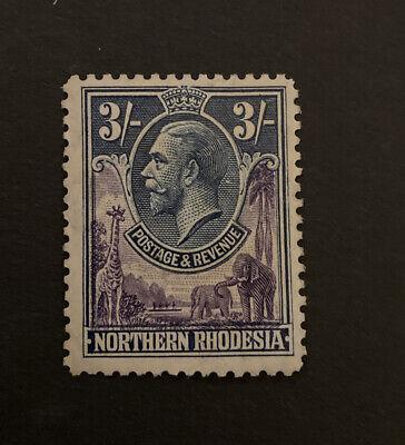 Northern Rhodesia Scott 13 SG 13 Mint Hinged