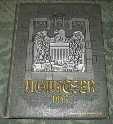 1953 YEARBOOK - HOWITZER - UNITED STATES MILITARY ACADEMY - WEST POINT NEW YORK