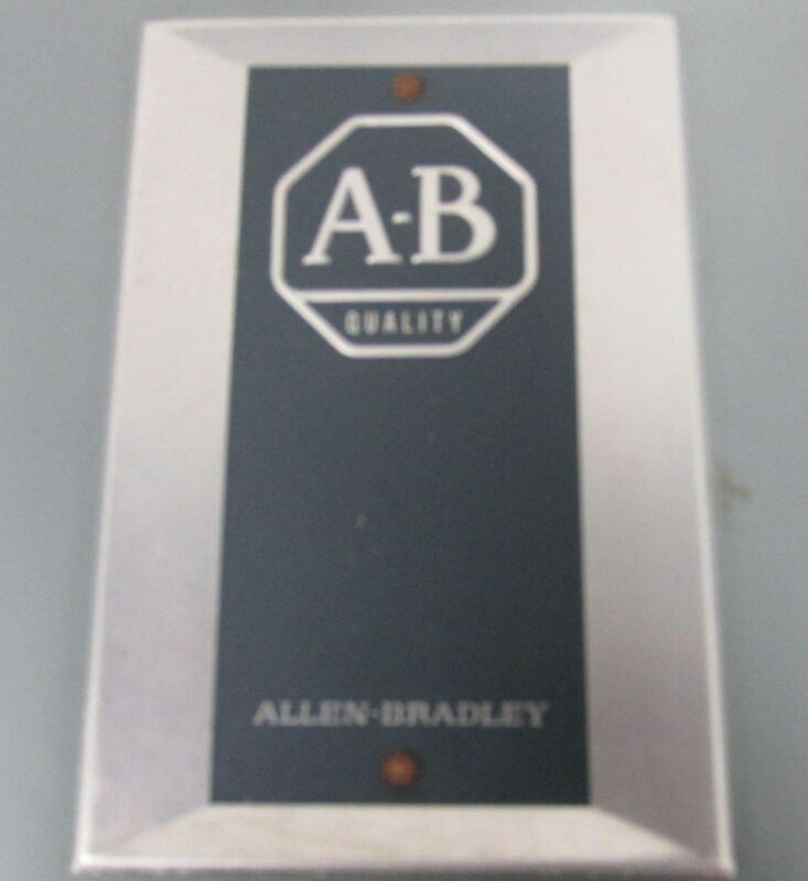 ALLEN BRADLEY ELECTRICAL ENCLOSURE 505-AAXD-3-104 SERIES C *PZB*