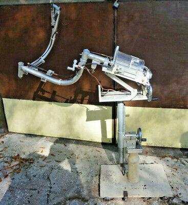 8-axis Custom Mechanical Precision Positioning System Manipulator Apparatus
