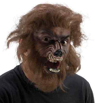 Werewolf FX Kit Wolf Animal Dress Up Halloween Costume Makeup Latex Prosthetic