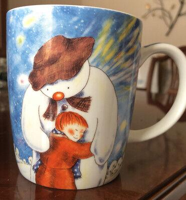 Johnson Brothers The Snowman Christmas Mug