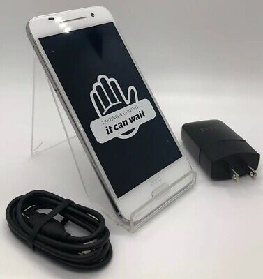 Excellent Condition! HTC One A9 - 32GB - UNLOCKED - Opal Silver - Fast Shipping!