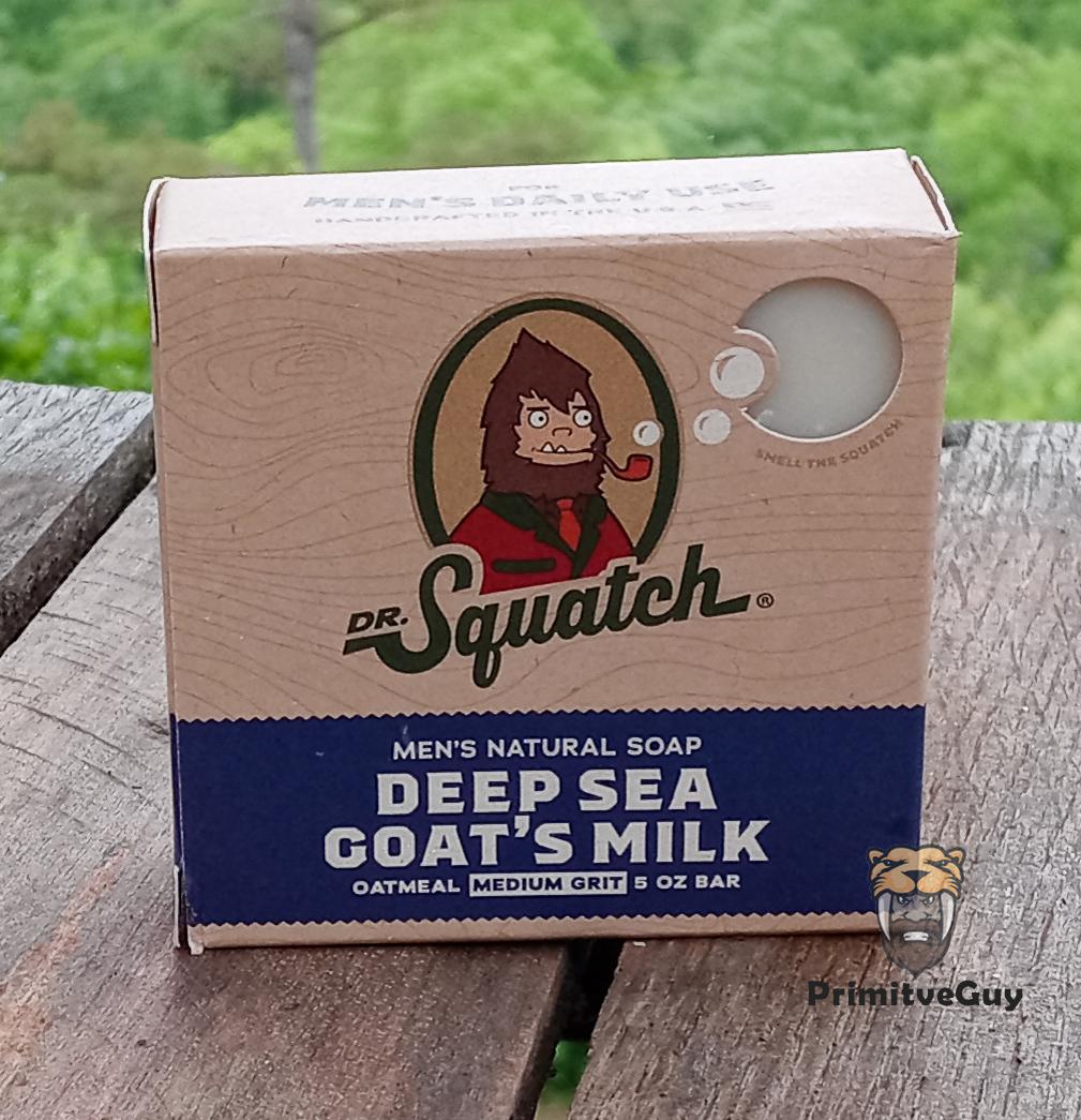 Deep Sea Goat's Milk