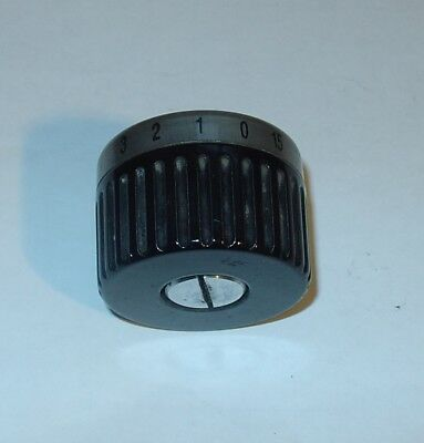 Printing Press Parts A. B. Dick 9800 Buckle Adjustment Knob 017735