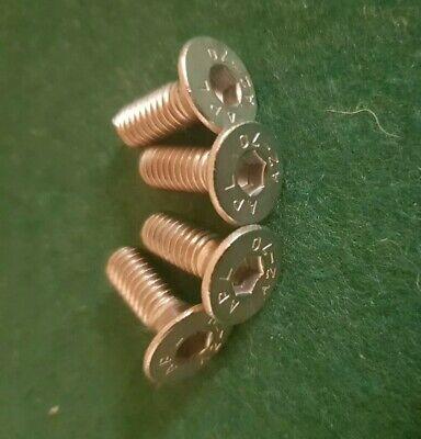 4 x Vauxhall Insigna rear light retaining securing nut fastener bolt stud screw