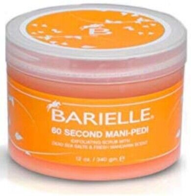 Barielle 60 Second Mani-Pedi Dead Sea Salt Scrub
