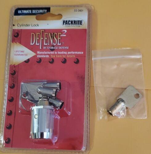 SS-2401 Storage Cylinder lock defense 3 Key