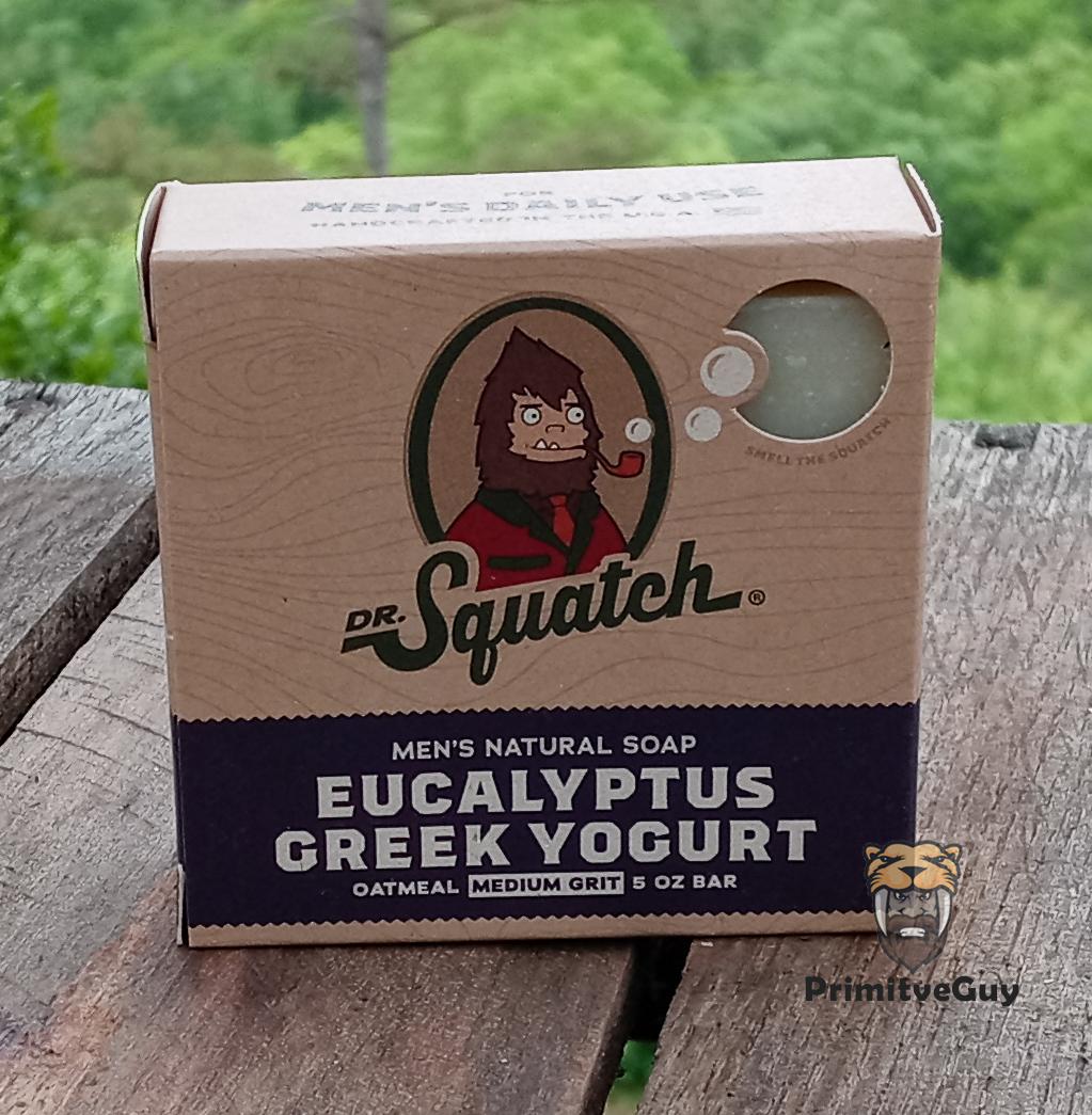Eucalyptus Greek Yogurt