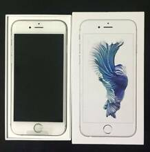 Brand New iPhone 6s 64G Silver with apple store warranty receipt Rockdale Rockdale Area Preview
