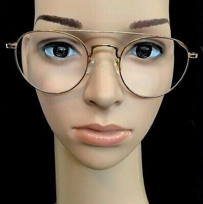 barton perreira Gold Vashon Frames Titanium Semi Round Prescription (Semi Round Eyeglass Frames)