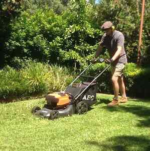 Zero emissions garden and lawn care Cumberland Park Mitcham Area Preview
