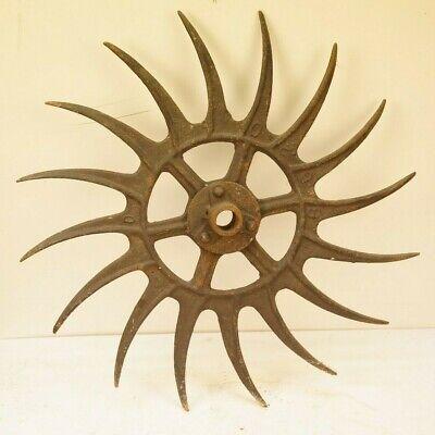 Ih 6 Special Attachment Rotary Weeder Wheel Cultivator Farmall Cub Super A 140
