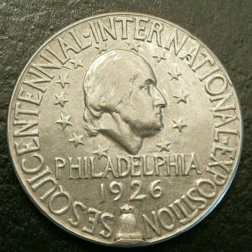 1926 SO CALLED DOLLAR HK 454 SESQUICENTENNIAL UNCIRCULATED S-466