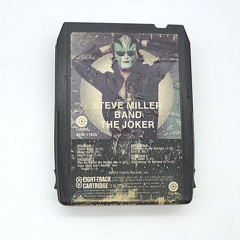 8 Track 8 - Spur Tonband Steve Miller Band The Joker inkl. DHL Paketversand