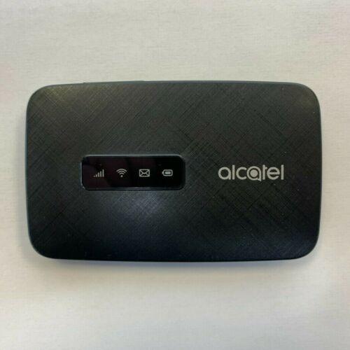 Alcatel MW41TM Linkzone 4G LTE GSM T-Mobile WiFi Hotspot - Black