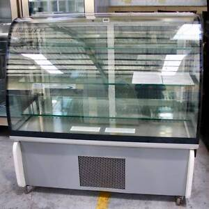 Tecfrigo Curved Glass 3 Tier Cake Display Fridge Dandenong Greater Dandenong Preview