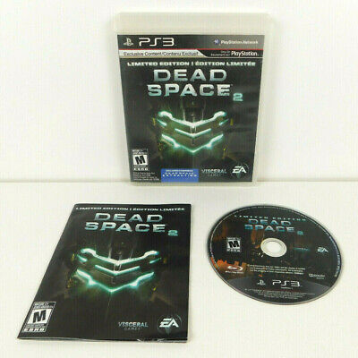Dead Space 2 Limited Edition 2011 (PS3) COMPLETE