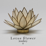 Lotus Flower Jewellery