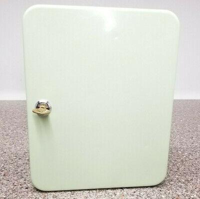 Steel 60 Key Cabinet Locker Lockbox Mountable Secure Home Auto Storage