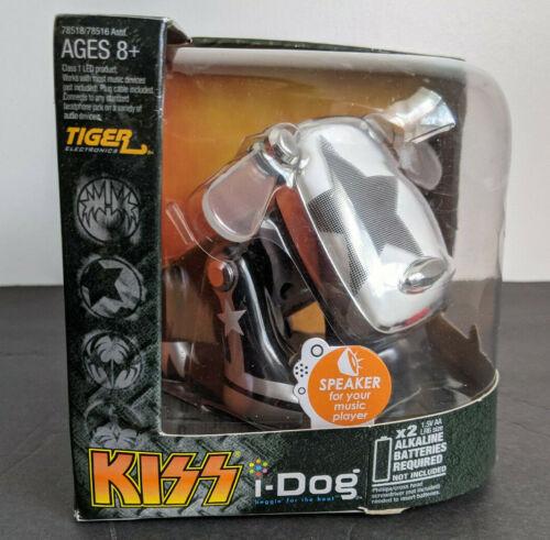 RARE KISS I-DOG IDOG SET STARCHILD DEMON SPACEMAN CATMAN TIGER ELECTRONIC AUCOIN