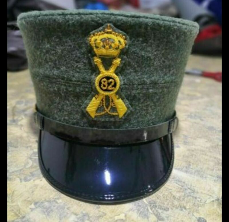 WW1 Rare Italian General Cap Replica All Sizes Available