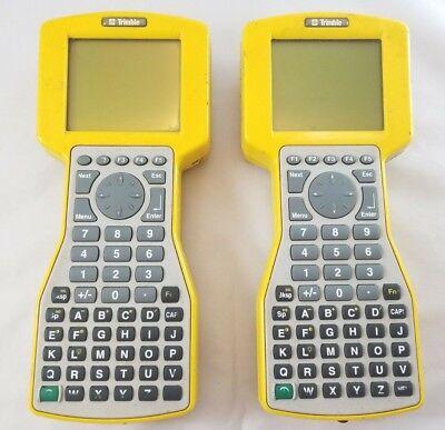 2 Trimble Survey Controller Field Computer Tsc1