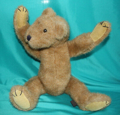 Boyds Bears Light Brown 16 Inch Jointed Plush Bear Archive Series #1364 Retired