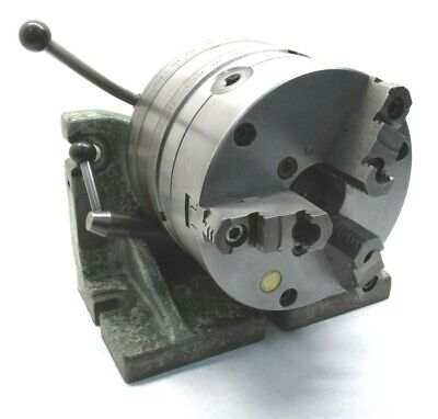 """3 NOTCH SUPER SPACER MASKING PLATE mill milling machine index tool 6 3//4/"""" DIA."""