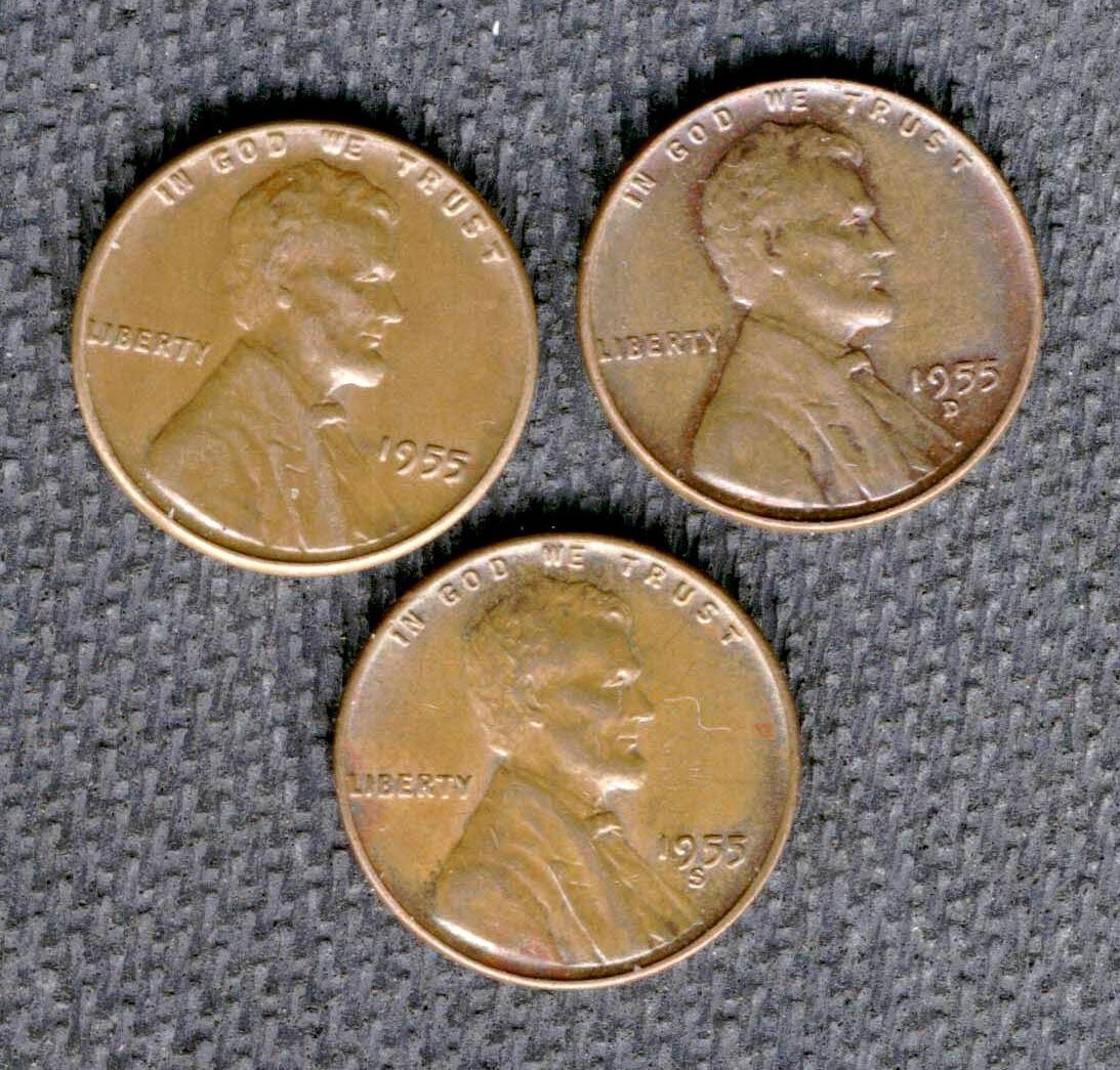 Wheat Pennies and Colectables