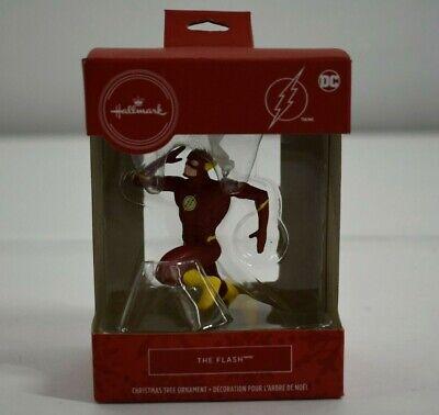 Hallmark The Flash Christmas Tree Ornament DC Super Hero Comic XMAS Decor