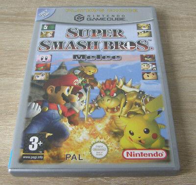 Super Smash Bros. Melee (NL PAL / GameCube game cube) segunda mano  Embacar hacia Argentina