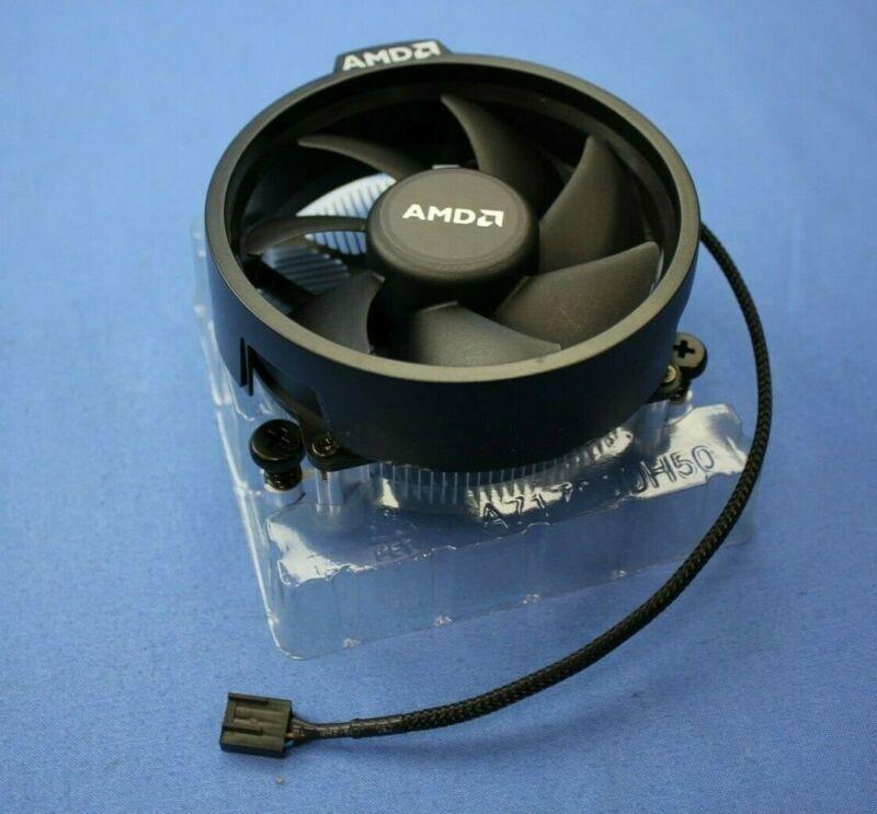 AMD AM4 Wraith Stealth Ryzen Socket Cooler Heatsink Fan 712-000052 REV:H