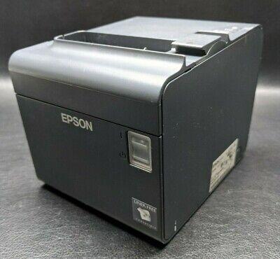 Epson Tm-l90 665 Pos Usb Thermal Receipt Printer M313a