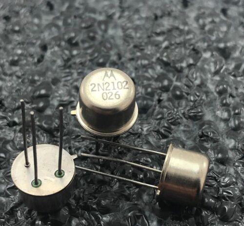 3PCS - 2N2102 NPN Transistor