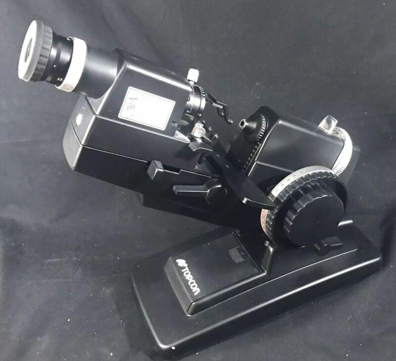 Topcon LM-8E Lensometer
