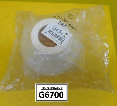 Lam Research 716-021483-001 Iso Etch Bell Jar Base Asm 4085052-0001 Refurbished