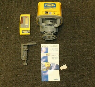 Spectra Precision Laser Ll500 Exterior Self Leveling Laser Level - Used