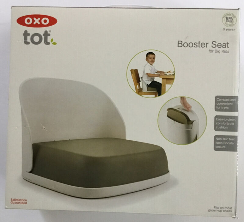 OXO Tot  Booster Seat for Big Kids 3+ Years