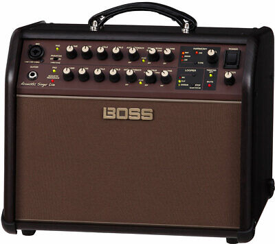 Boss Acoustic Singer Live acoustic electric guitar and vocal amp