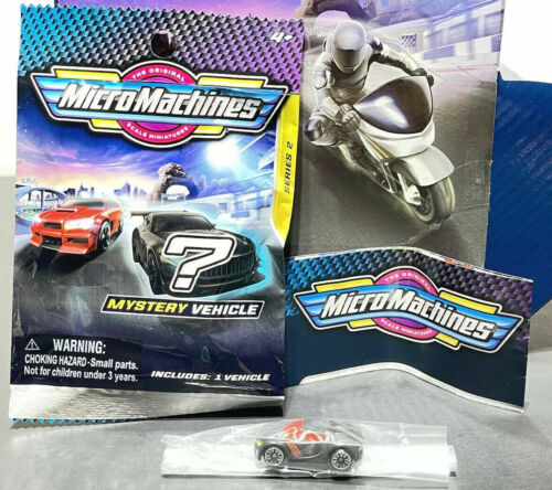 Micro Machines Series 2 Blind Bag NEW Rare in Stock - Gift Idea - Mystery Car