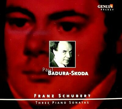 Three Piano Sonatas (Three Piano Sonatas (Badura-skoda) CD