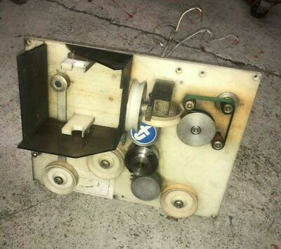 Charmilles Robofil 310 Wire Edm Spool Cutting Front Panel Assembly Wo Motor