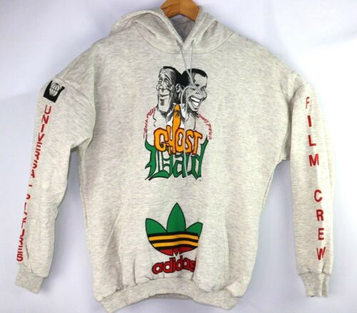 Adidas Ghost Dad Movie Sweatshirt Murphy Pryor Bill Cosby Vtg Rare Supreme HTF