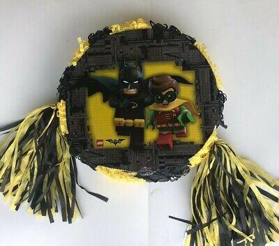 Batman  Lego  Pinata..Party Game ,Party Decoration FREE - Batman Pinata