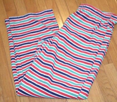 Jammies for Your Families FLEECE LOUNGE PANTS Christmas Striped PJ - Xmas Pjs For Family