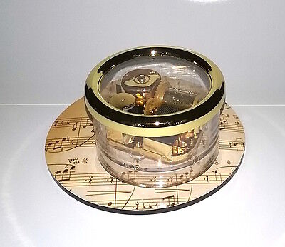 Nocturne by Chopin - Revolving Music Box by Odyssey - Carousel Classical Music Carousel Box Music Box