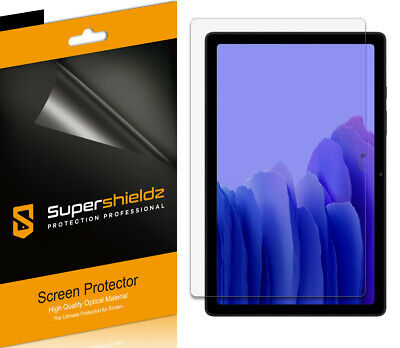 3X Supershieldz Clear Screen Protector for Samsung Galaxy Tab A7 (10.4 inch)