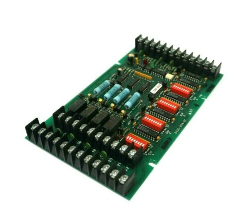 USED TYCO 5130-074-21 PC BOARD 513007421
