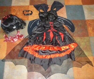 Vampir*Fledermaus*Kostüm*Gr.146*Gr.152*Maße beachten*schau*mal*echt (Echte Kostüme)